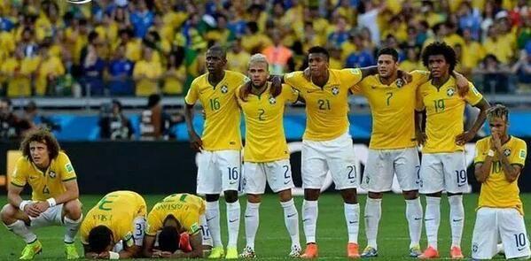 brasil rezando