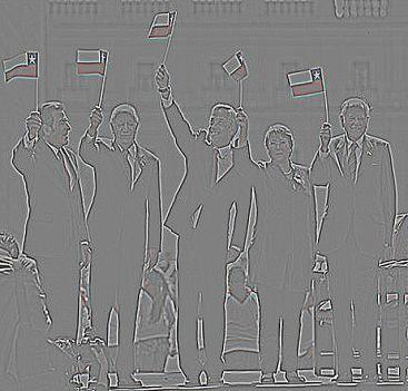 ex presidentes gris