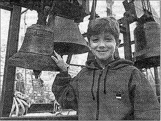 campanero joven